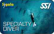 Specialty Diving Courses