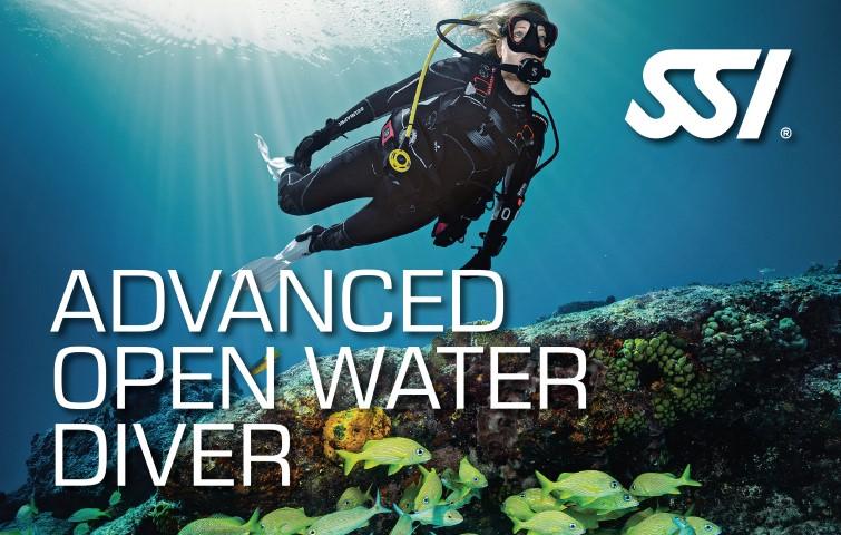 Advanced Open Water Course / Junior Advanced